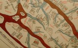 Maps: the time and space of the Hereford cloth of the world